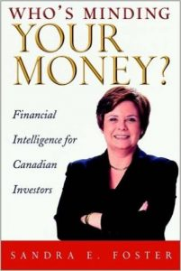 Front cover of Who's Minding Your Money by Sandra Foster